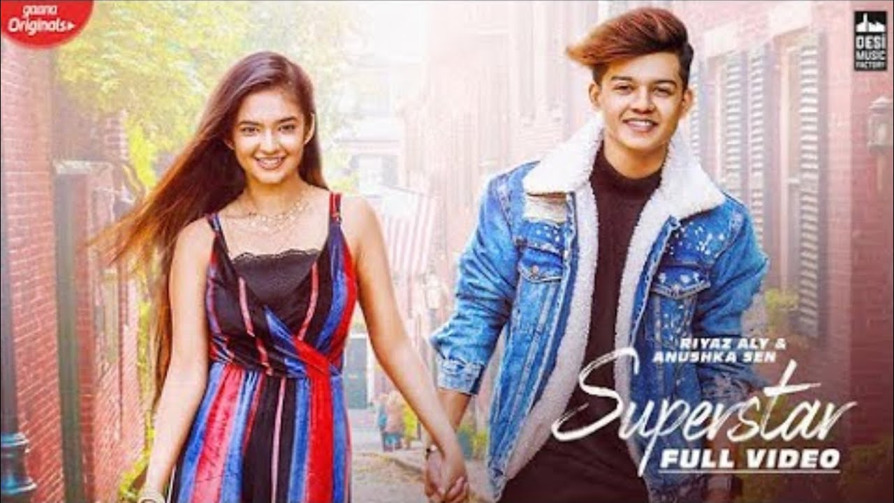Superstar Song Lyrics,Riyaz New song lyrics, Superstar song riyz aly