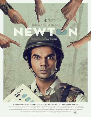 Newton 2017 Full Hindi Movie HDRip Download