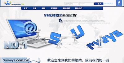 Surveys.com.tw 台灣市調網