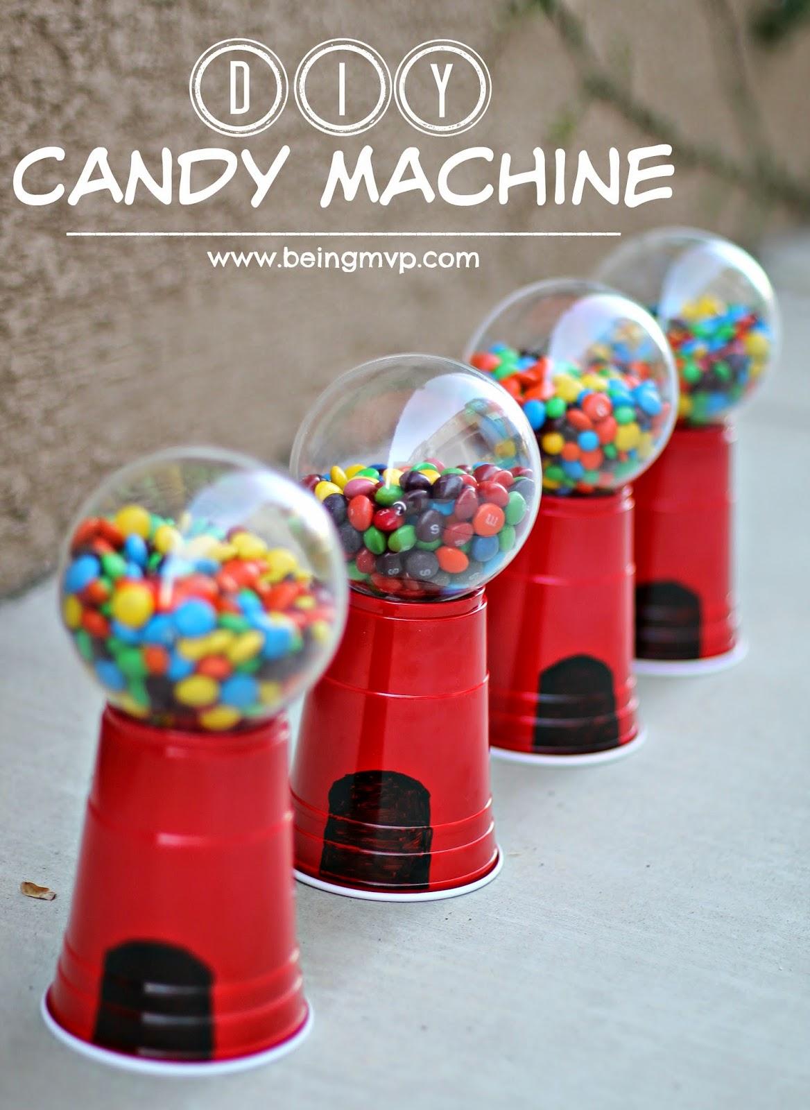 Being Mvp Diy Candy Machine Funcraftswithmom