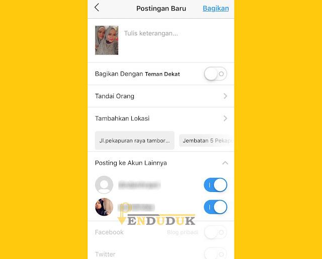Posting Foto dan Video ke Banyak Akun Instagram Sekaligus
