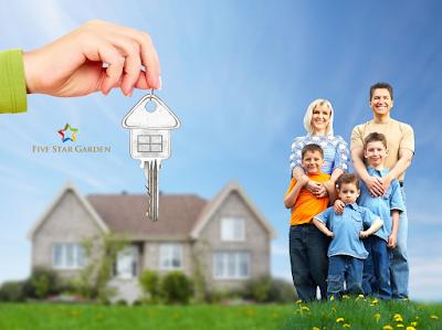 Quy trình đặt mua căn hộ dự án Five Star Kim Giang