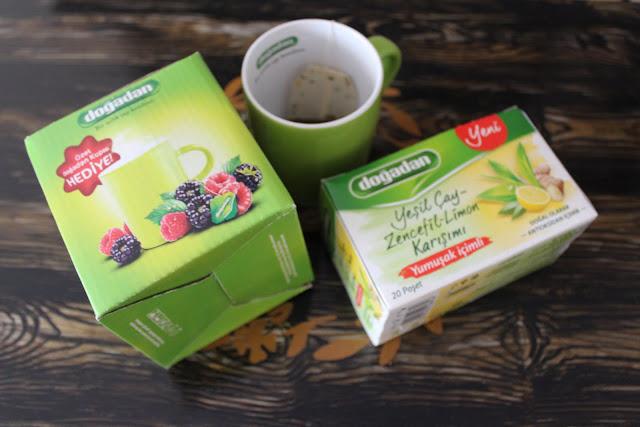 doğadan çay