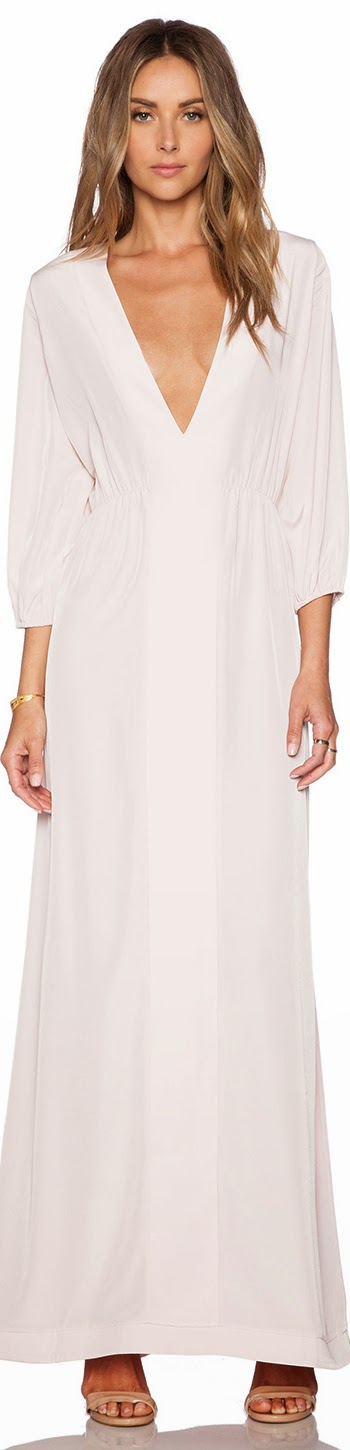 ASSALI RETICENT KAFTAN