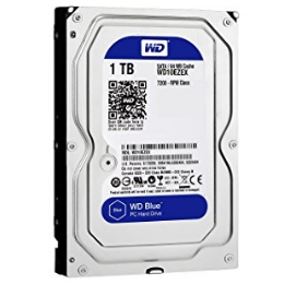 Storage for Gaming PC Build Under 1250 2017