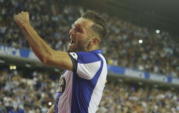 Arsenal set to sign Lucas Perez