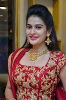 Jenny Honey in Stunning Dark Red Anarkali Dress at Splurge   Divalicious curtain raiser ~ Exclusive Celebrities Galleries 076.JPG