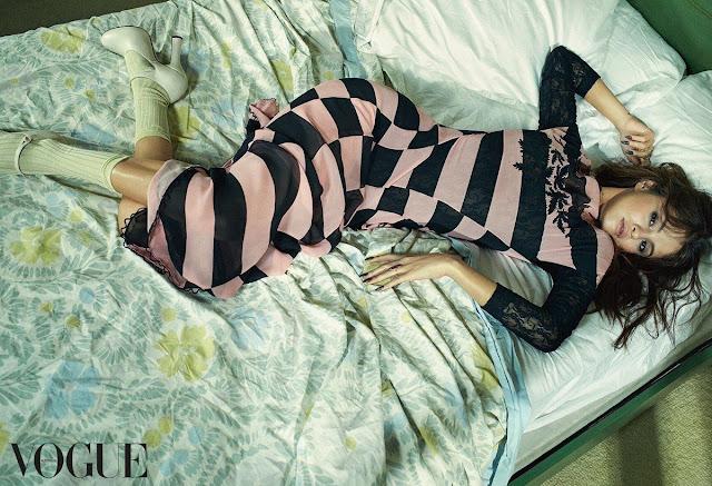 Selena Gomez in Vogue Magazine Australia Issue September 2016