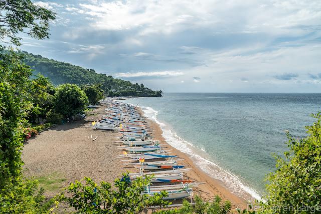 Lehan Beach - Amed - Bali