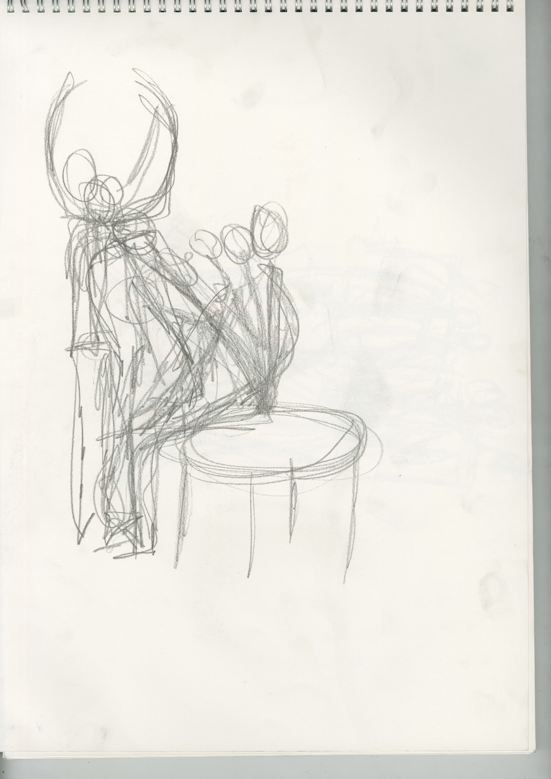 Observational Art Motion Drawing