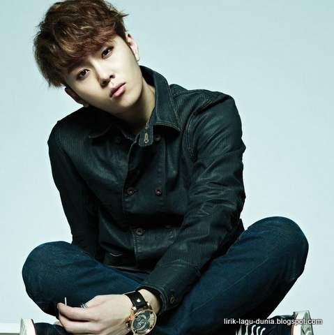 Lirik Lagu Yong Jun Hyung - Goodbye 20's dan Terjemahan