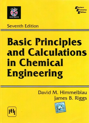 CHEMICAL ENGINEERING books pdf: Himmenblau process calculation
