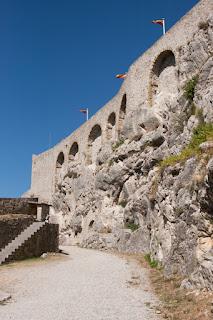 Castle Sisteron. Provence. France. Замок Систерон. Прованс. Франция.