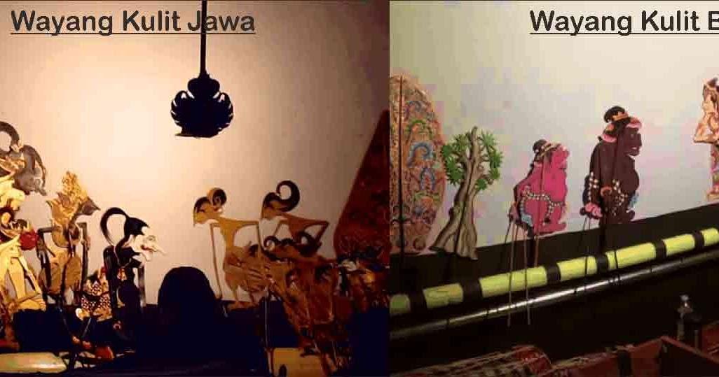 Jenis Jenis Wayang Di Indonesia Dan Penjelasannya Seni Budayaku
