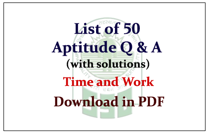 Aptitude Questions And Answers For Freshers Pdf