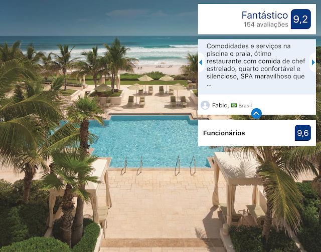 Piscina Four Seasons Resort Palm Beach