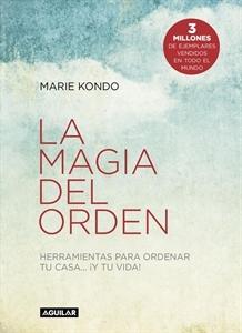 La Magia del Orden. Marie Kondo. Disponible en Librería Cilsa. Alicante.