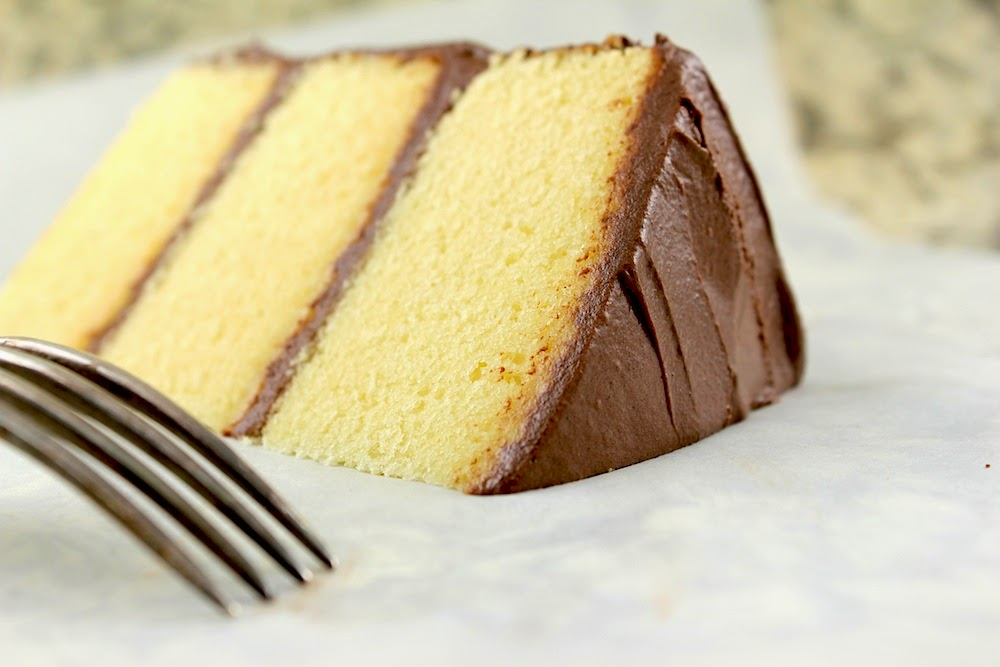 Vanilla Cake and Chocolate Frosting Recipes Hubs