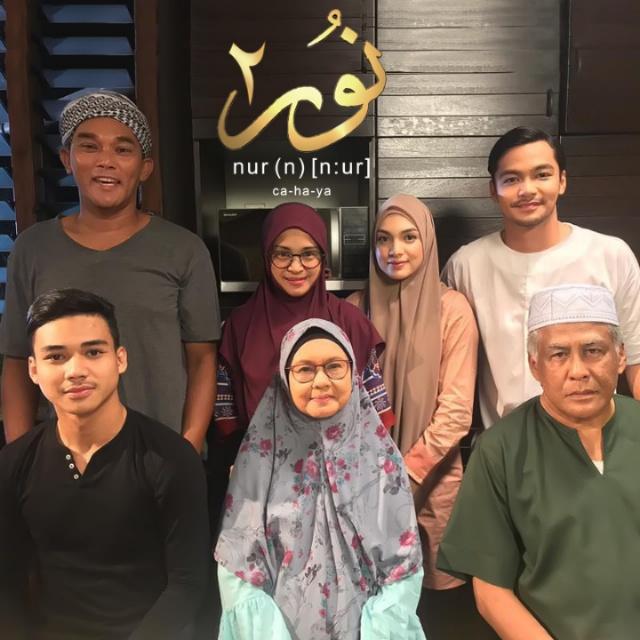 Drama Nur 2 Mula Ditayang Esok!
