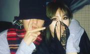 Sao Hàn 29/3: G-Dragon ôm CL thân thiết, Chan Yeol như người khổng lồ