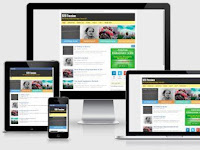 Template SEO Friendly Terbaik Fast Loading Responsive 2018