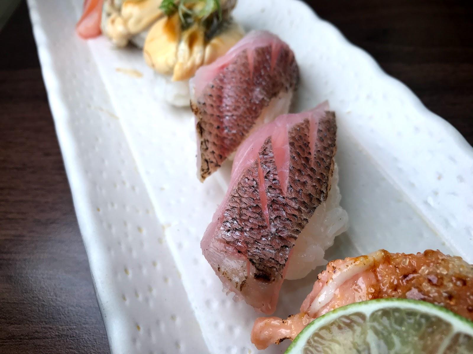 【台南|永康】纓風鮨味 永康店|寶石般的鮭魚子|平價好吃的日式料理店 |永康日式料理推薦