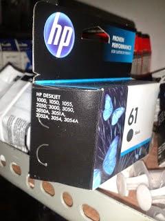 ink black 61 in box