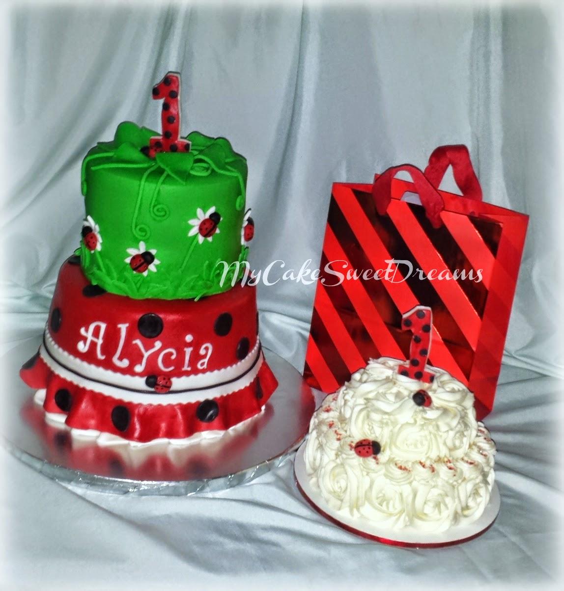 Miraculous Cakesbyzana Ladybug 1St Birthday Cake Birthday Cards Printable Giouspongecafe Filternl