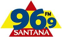 Rádio Santana FM 96,9 de Itaúna MG