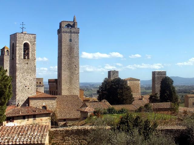 San Gimignano imprescindible en la Toscana