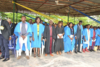 ABSU 36th Matriculation: Over 6,000 Students Gains Admission in Abia State University