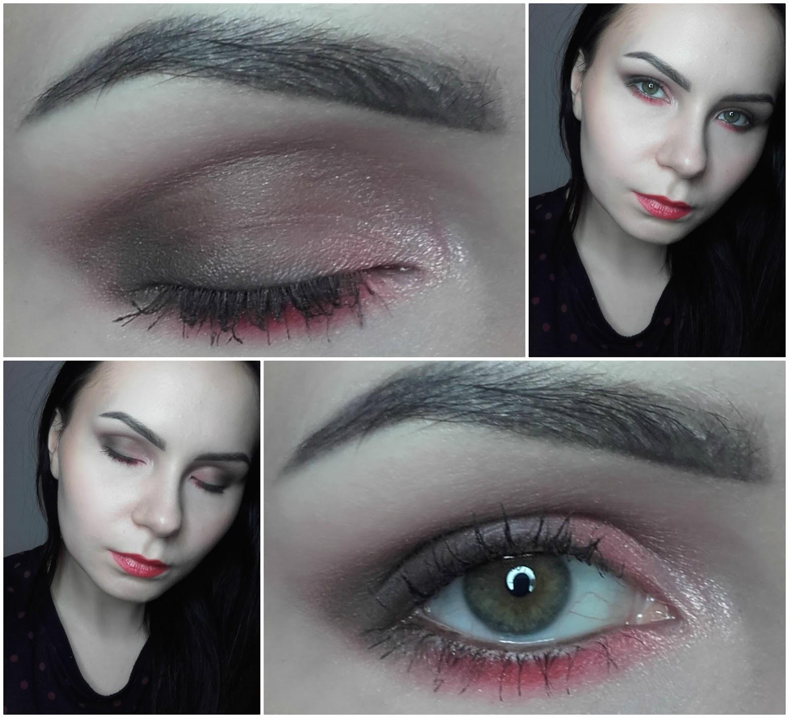 Prosty Makijaż Z Dodatkiem Czerwieni Krok Po Kroku Uroda