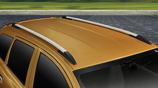New 2018 Datsun GO Plus roof Rail