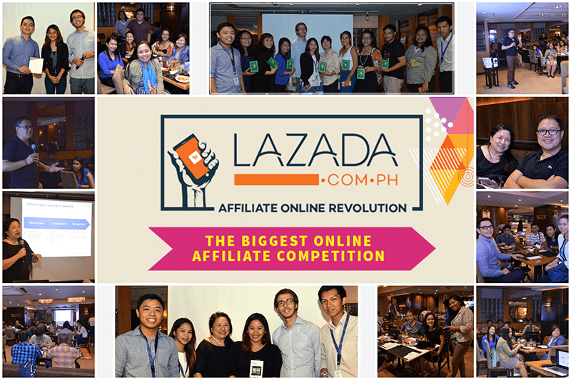Lazada Affiliate Competition Launched, Their Largest Yet!