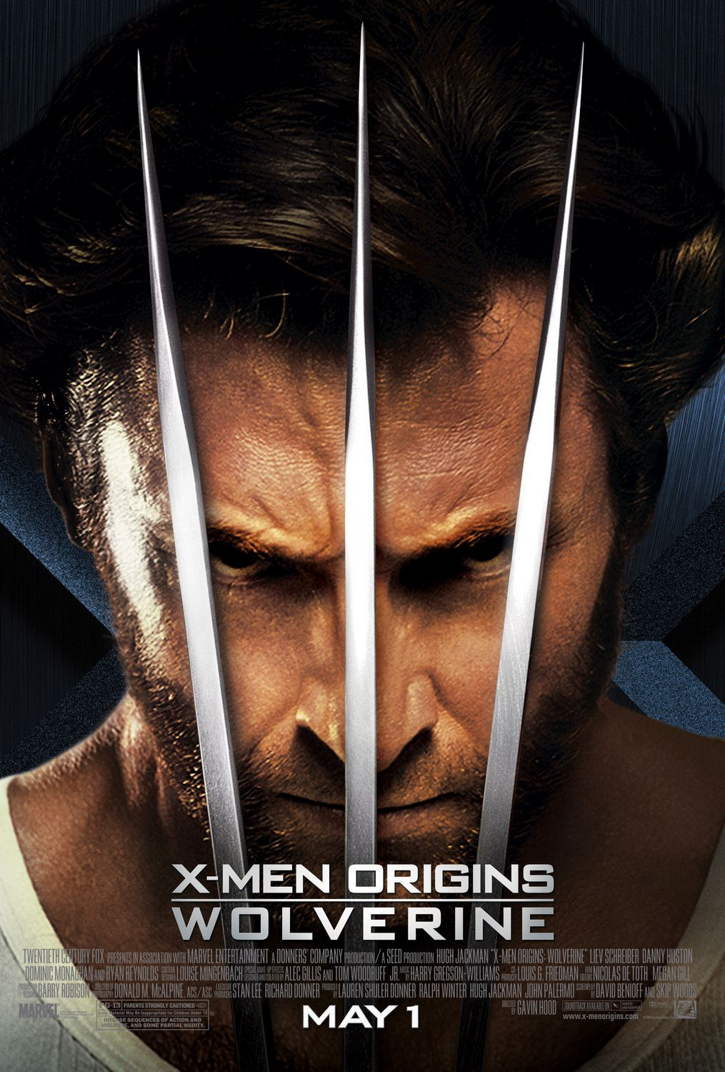 X-Men 4 Origins: Wolverine (2009) ταινιες online seires oipeirates greek subs