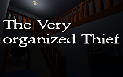 The Very Organized Thief - Jeu d'Infiltration sur PC