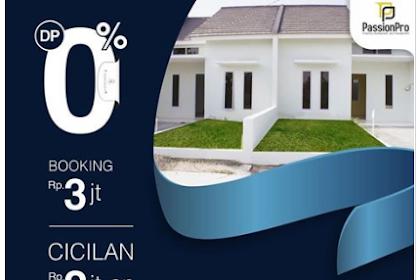Rumah Murah DP 0% Di Bekasi Perumahan Babelan Residence