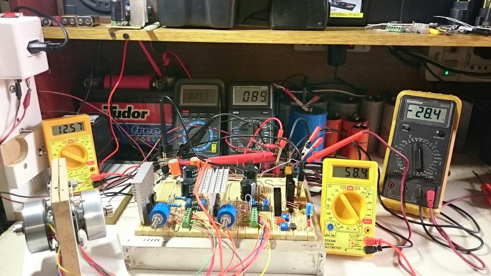 3a7a3287e15 Podemos visualizar na figura abaixo o esquema elétrico do gerador de tensão  positiva deste projeto