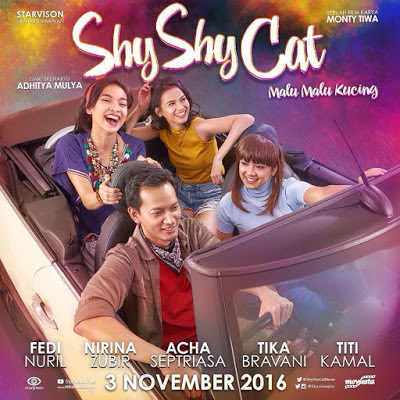 Download Film Shy Shy Cat Malu Malu Kucing (2016) WEBDL