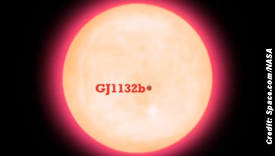 Closest Earth-Size Exoplanet Ever Discovered