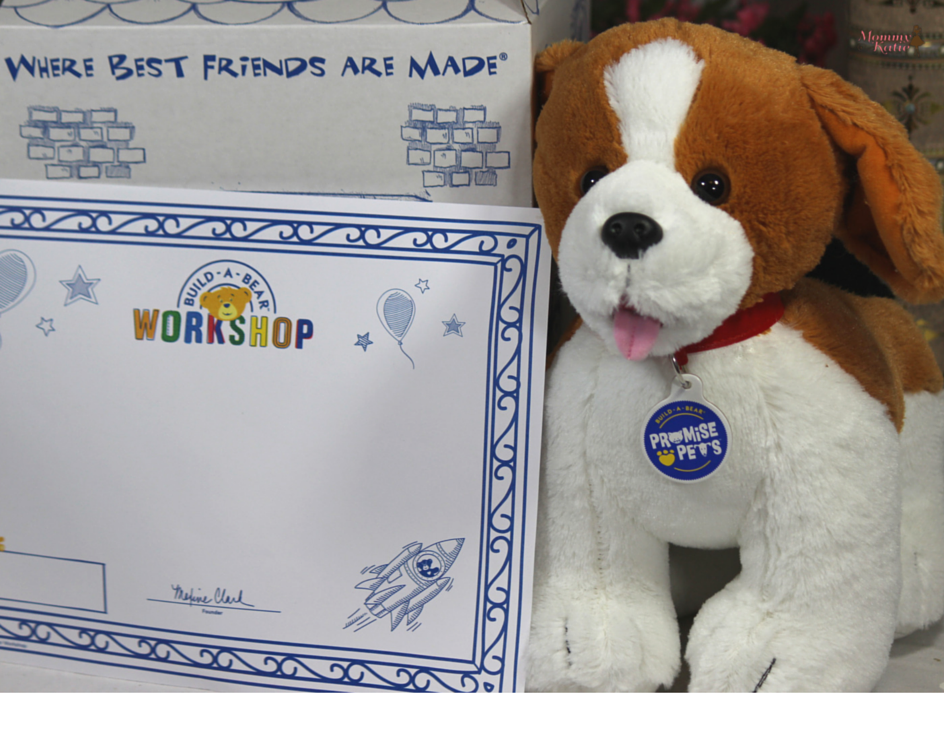 885d9e2f10d0 PromisePets Helping Shelter Pets Find Home with Build-A-Bear and the ...