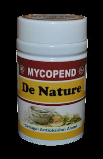 Obat Herbal Kapsul Mycopend De Nature Indonesia
