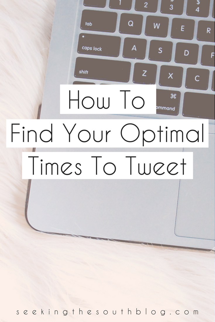 How To Find Your Optimal Times to Tweet