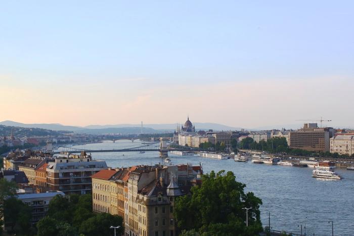 Budapest, Tonava, Danube, cityview