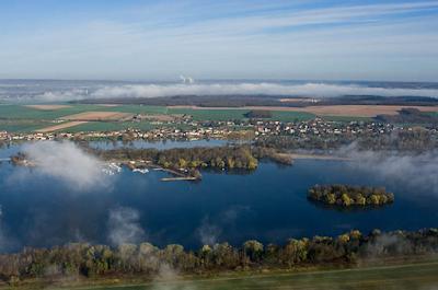 Lac de Venables France