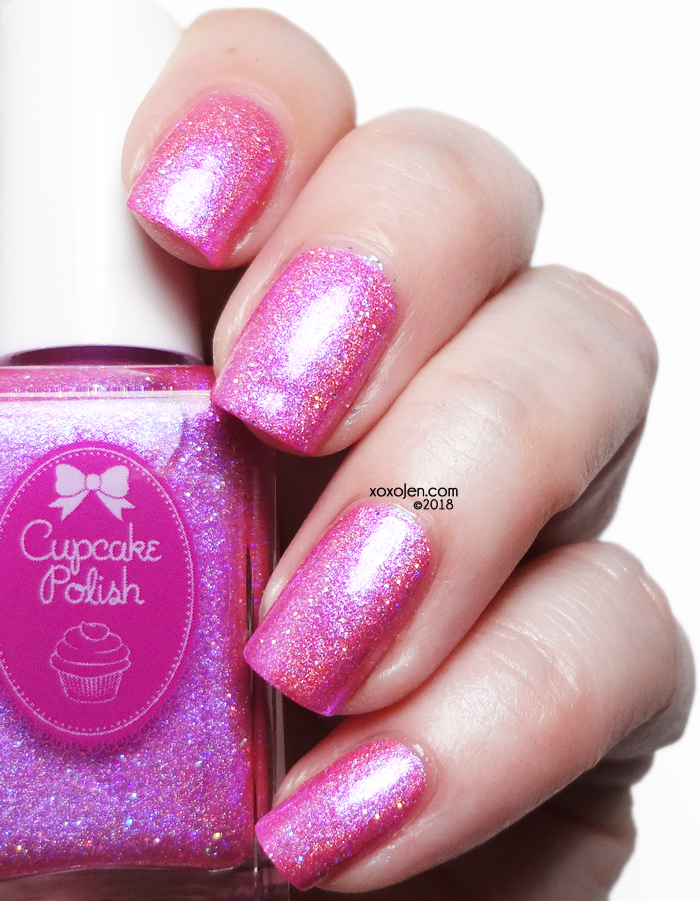 xoxoJen's swatch of Cupcake 5 Years