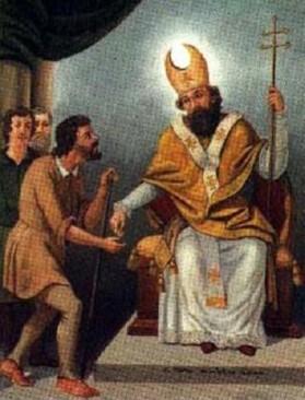 sveti Janez Miloščinar - patriarh