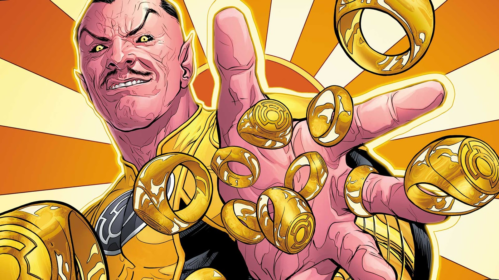 weird science dc comics sinestro 23 review and spoilers