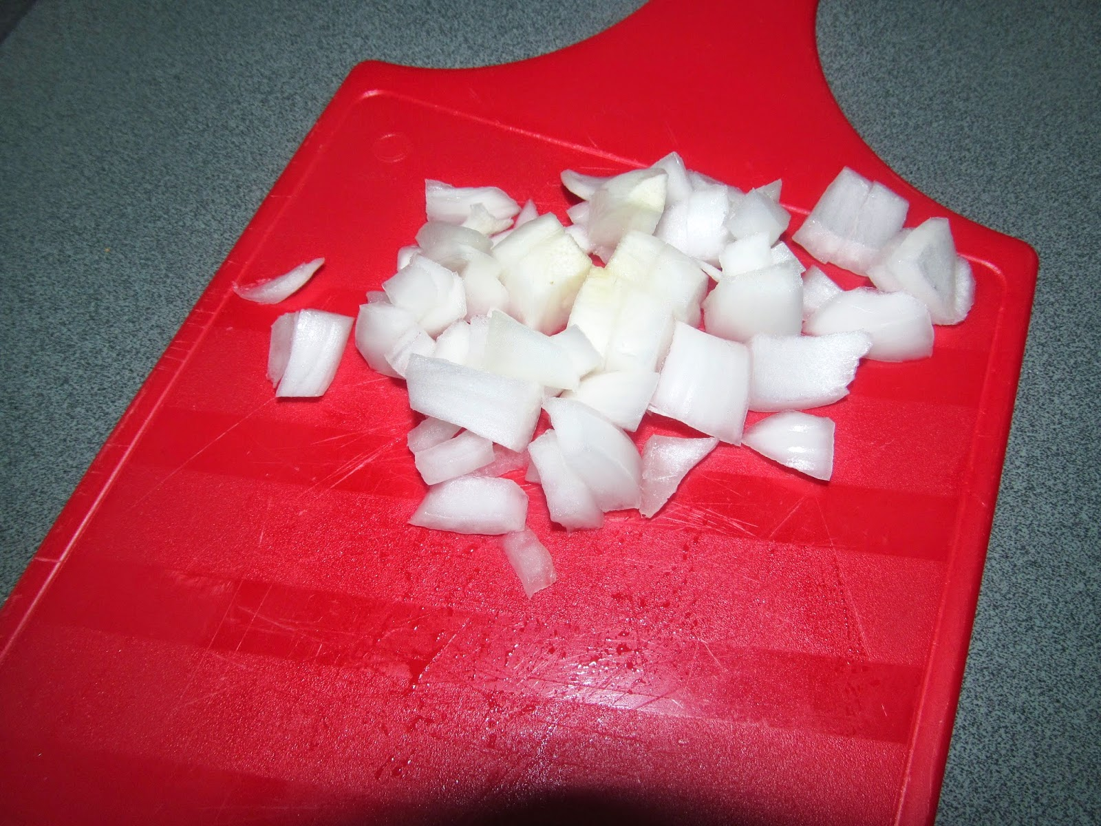 diced sweet onions