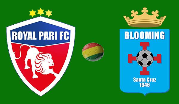 En vivo Royal Pari vs. Blooming - Torneo Apertura 2018
